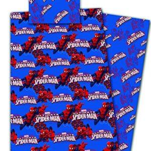 Traumhafte Bettwäsche aus Polyester - Spiderman von Marvel