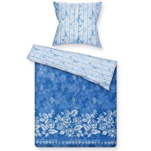 Hübsche Bettwäsche aus Renforcé - 155x220 von ESPRIT