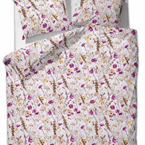 Traumhafte Bettwäsche aus Renforcé - rosa 135x200 von Etérea
