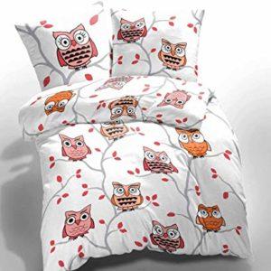 Traumhafte Bettwäsche aus Renforcé - weiß 135x200 von Etérea